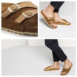 e13e18a229d5 Birkenstock Shoes - Birkenstock Vaduz Exquisite Suede All Over Mink 38